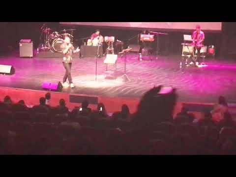 Aaj Jaane ki Zid na karo - Ali Sethi - Live in Dubai 10 March 2018