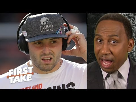 Download Baker Mayfield isn't a scrub, but he is overrated – Stephen A. | First Take HD Mp4 3GP Video and MP3