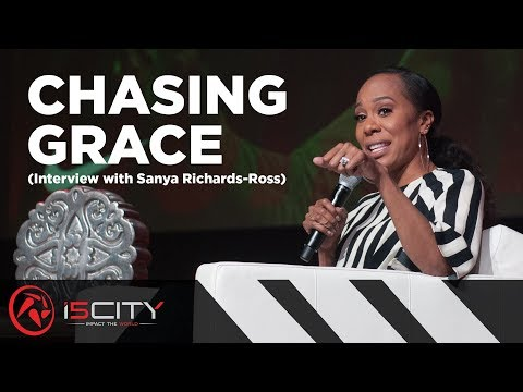 Chasing Grace \\ Interview With Sanya Richards-Ross \\