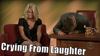 Craig Ferguson Laughing Hysterically (Compilation)