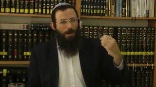 59 הלכות שבת או''ח סימן שז סע' ה הרב אריאל אלקובי שליט''א