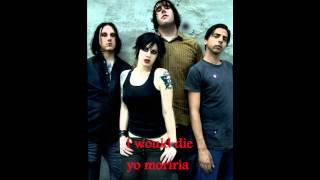 The Distillers - for tonight you're only here to know (subtitulos español ingles)