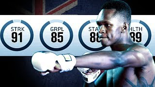 Learning How To Use Israel Adesanya! - He Is Tricky!