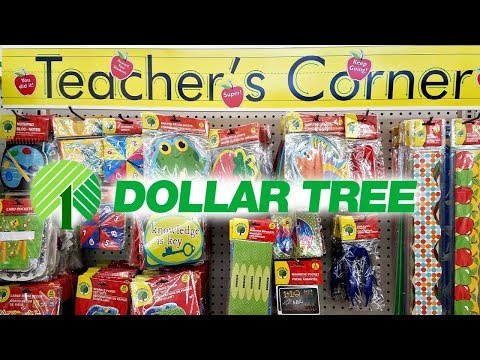 Download Shop With ME TEACHERS CORNER AT THE DOLLAR TREE CLASSROOM IDEAS HOMESCHOOL IDEAS 2018 Mp4 HD Video and MP3