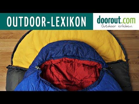 Mumienschlafsack vs. Deckenschlafsack - Outdoor Lexikon