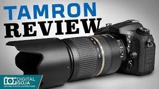 Tamron 70-300mm f/4.0-5.6 SP Di VC USD XLD Lens for NIKON Cameras (AFA005NII-700)