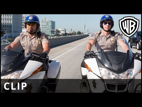 CHiPs (Clip 'Why Do You Want to be a CHP?')