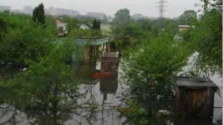 preview picture of video 'POWÓDŹ  Tychy maj 2010'