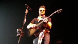 Eric Church - A Man Who Was Gonna Die Young (3/25/2017) Salt Lake City, UT