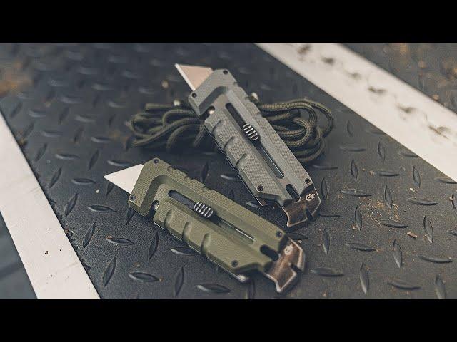 Gerber выпустил рабочий нож Prybrid Utility с семью встроенными инструментами