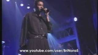Ginuwine - She's Out of My Life {Live}