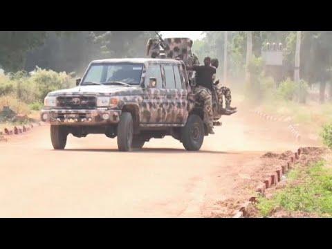 L'armée nigériane reprend sa base militaire aux mains des djihadistes L'armée nigériane reprend sa base militaire aux mains des djihadistes