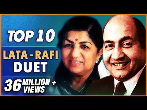 Download mohammad rafi lata mangeshkar hits top 10 lata rafi du hd file 3gp hd mp4 download videos