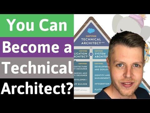 Become a Salesforce Certified Technical Architect with Advice from ...