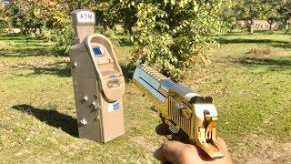 BulletProof ATM vs Desert Eagle
