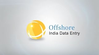 Offshore India Data Entry - Video - 2