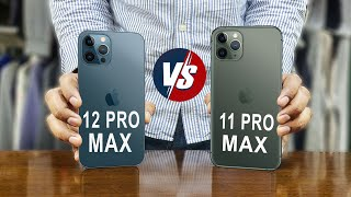 IPhone 12 Pro Max VS IPhone 11 Pro Max (Leaks)