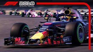 F1 2018 | Making Headlines | Car Research & Development System | Developer Diary 2 [UK]