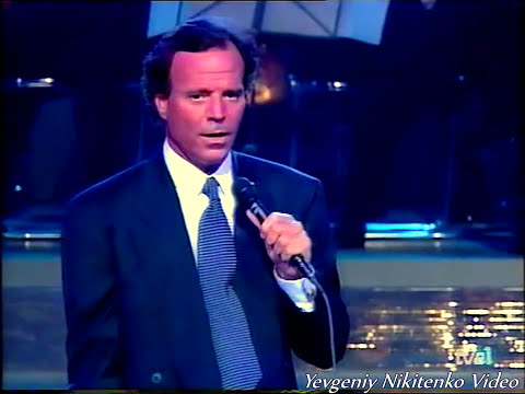 Julio Iglesias - Let it be me (live, 1994)