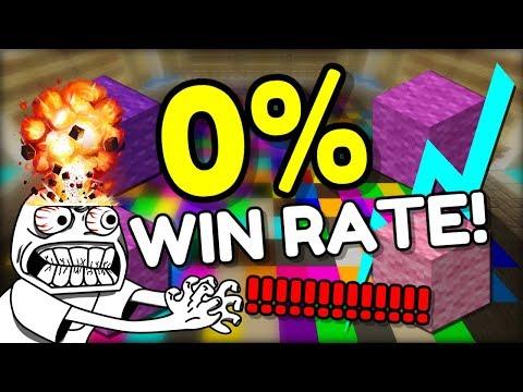 0% WIN RATE! + RAGE | BOŽE TO FAKT NEPOZNÁM BARVY ??!