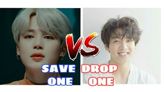 KPOP SAVE ONE DROP ONE MALE VERSION