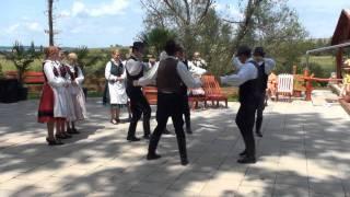 preview picture of video 'Magyarhertelendi Fürdőfesztivál 2011.07.30. Rózsabimbó Néptáncegyesület'