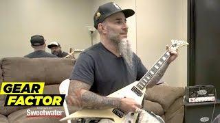 Anthrax's Scott Ian Plays His Favorite Riffs