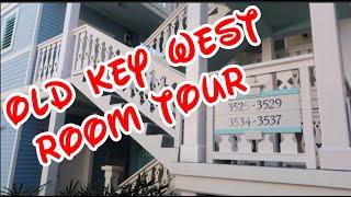 OLD KEY WEST DELUXE STUDIO ROOM TOUR