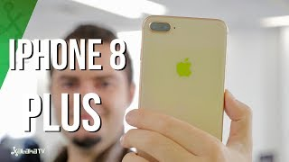 iPhone 8 Plus, tras un mes de uso
