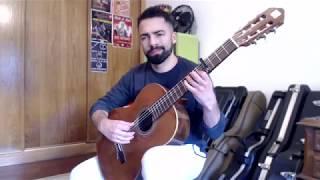 Tal Como Sou   Fernando Daniel (Tutorial De Guitarra)