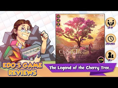 Edo's The Legend of the Cherry Tree that Blossoms Every Ten Years Review