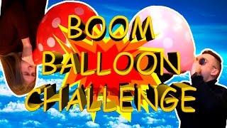 BOOM BALLOON CHALLENGE | ВЗРЫВЫ В КВАРТИРЕ | ЧУХОВА vs САБЛИН #4