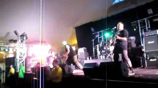 "7 seconds ""This is the angry"" Live in Blackpool - Rebellion 2010"