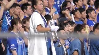 美しすぎるトランペッター!ベイスターズ嶺井応援歌!横浜応援団20170708