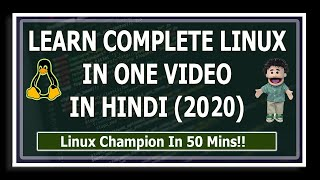 Linux Tutorial For Beginners in Hindi