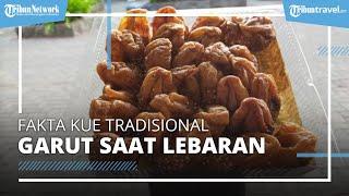 Fakta Burayot, Kue Tradisional Garut yang Sering Disajikan saat Lebaran