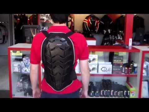 Protector de Espalda para Moto APRO Armadillo