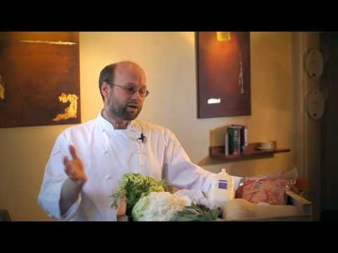 Chef Russell Brown - Seasonal Suppliers