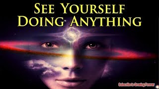 How To See Yourself Doing Anything - Subconscious Mind Power, Law of Attraction