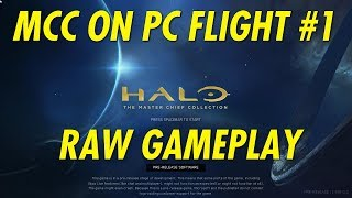Halo MCC on PC Insider Flight #1: Halo Reach's Tip of the Spear (NO COMMENTARY)