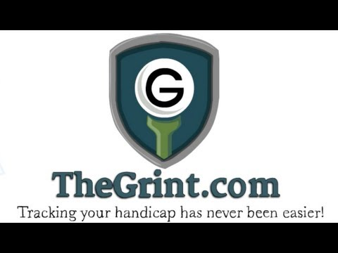 Video of TheGrint | Golf GPS & Scoring