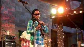 Marion Meadows Performs Treasures Live at Thornton Winery