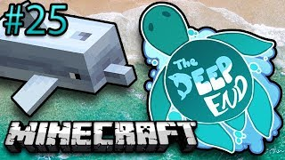 Minecraft: The Deep End Ep. 25 - AFK Troll