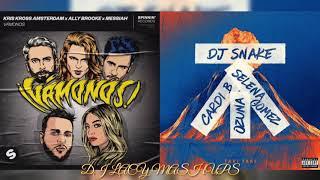 """VÁMONOS TAKI TAKI"" ~ Kris Kross Amsterdam X Ally Brooke X Messiah X DJ Snake X Ozuna X Cardi B X SG"