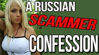 """How Russian romance scam works: a """"Russian bride"""" confession"""