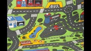 Детский ковролин City Life от компании НАПОЛ - видео 3