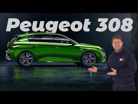 New Peugeot 308 2021 In-Depth Preview Interior Exterior