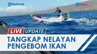 Tangkap Ikan Pakai Bahan Peledak di Teluk Maumere, Nelayan Dibekuk Tim Polairud Polda NTT