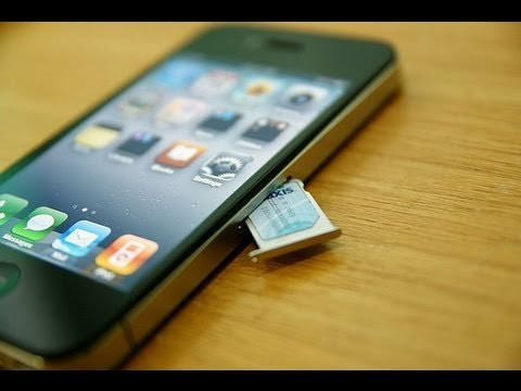 comment ouvrir iphone 4 s