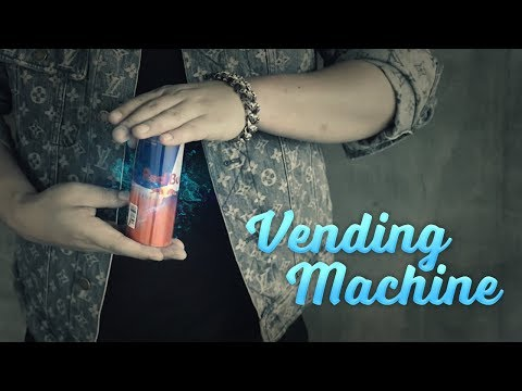 Vending Machine by SansMinds Creative Lab